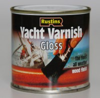 Яхтный лак YACHT VARNISH Rustins 1 литр